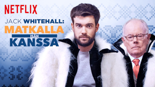 jack whitehall travels with my father season 2