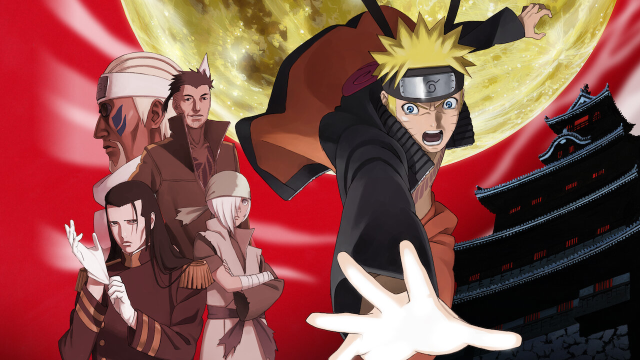 Naruto: Shippuuden Movie 5 - Blood Prison Subtitle Indonesia